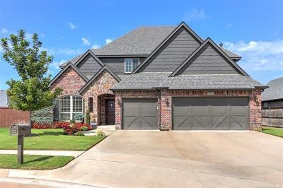 Broken Arrow Single Family Home For Sale: 922 S Magnolia Place