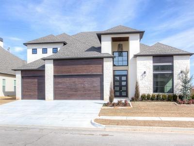 Tulsa Single Family Home For Sale: 11911 S Urbana Avenue