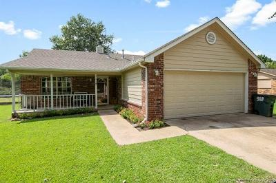 Sand Springs Single Family Home For Sale: 1112 S 222nd West Avenue