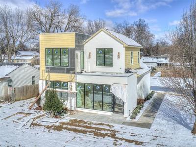Tulsa Single Family Home For Sale: 4638 S Detroit Avenue
