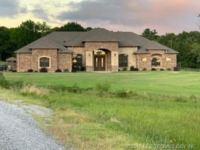 Wilburton Single Family Home For Sale: 3364 SE 1007 Avenue