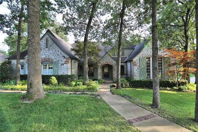 Tulsa Single Family Home For Sale: 5504 E 118th Street