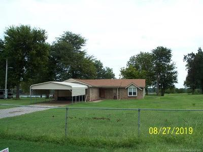 Sand Springs Single Family Home For Sale: 1521 S 145th West Avenue