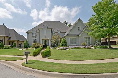 Tulsa Single Family Home For Sale: 10974 S 93rd East Avenue