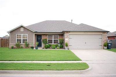 Bixby Single Family Home For Sale: 12670 S 88th East Avenue