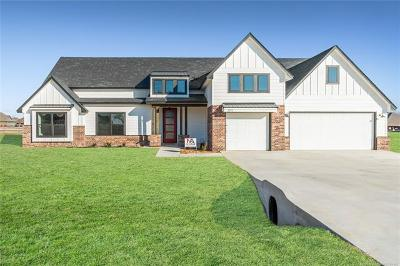 Collinsville Single Family Home For Sale: 5553 E 142nd Place N