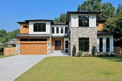 Tulsa Single Family Home For Sale: 2736 S Gary Drive