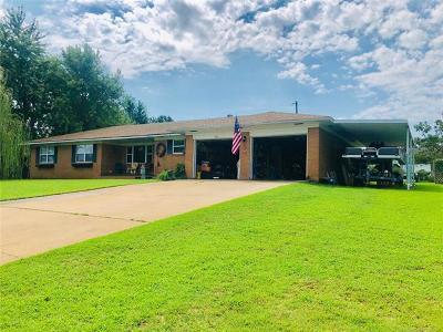 Poteau Single Family Home For Sale: 102 Oakwood Drive