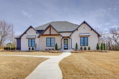Bixby Single Family Home For Sale: 12925 S 28th Place