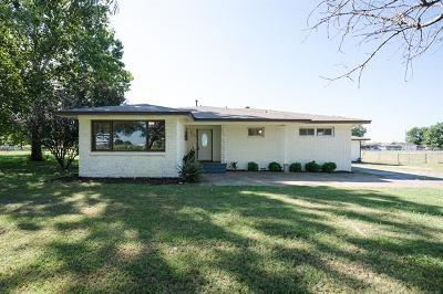Collinsville Single Family Home For Sale: 9504 E 136th Street North