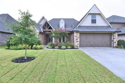 Jenks Single Family Home For Sale: 412 W 127th Place S