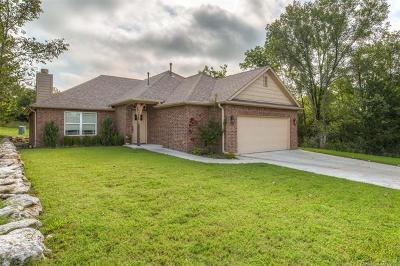 Sand Springs Single Family Home For Sale: 4821 S McKinley Avenue