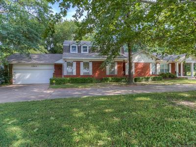 Broken Arrow Single Family Home For Sale: 12615 E 101st Street