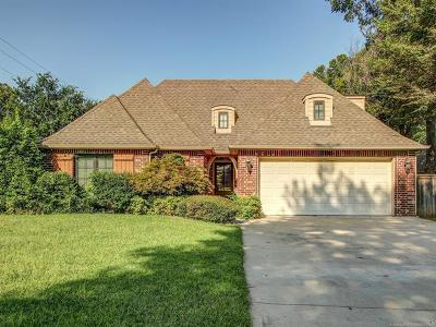 Tulsa Single Family Home For Sale: 2810 S Gary Place E