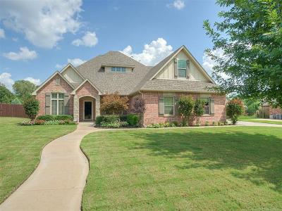 Broken Arrow Single Family Home For Sale: 7503 S Sycamore Place