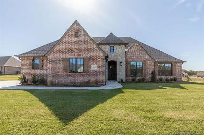 Owasso Single Family Home For Sale: 19800 E Rocky Court
