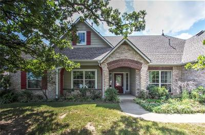 Sand Springs Single Family Home For Sale: 9466 Scarlet Oak Drive