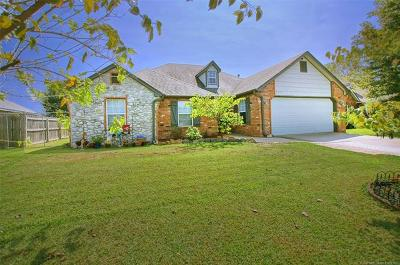 Collinsville Single Family Home For Sale: 11953 N 107th East Place
