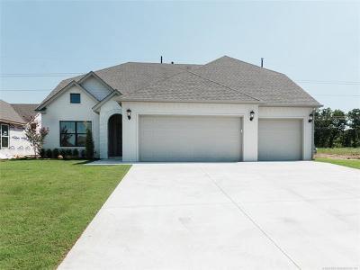 Tulsa Single Family Home For Sale: 8725 S Nogales Avenue