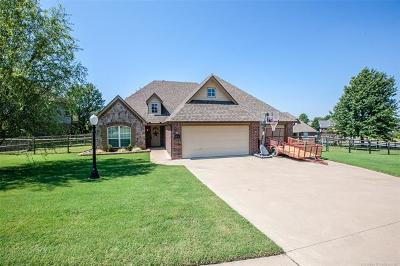 Collinsville Single Family Home For Sale: 14184 N 108th East Avenue