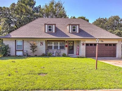 Sapulpa Single Family Home For Sale: 1130 E Teresa Avenue