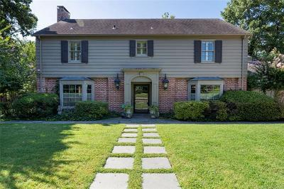 Tulsa Single Family Home For Sale: 2240 E 26th Street