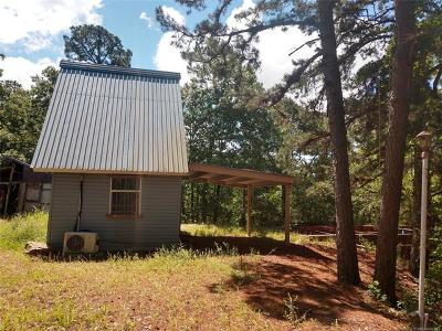 Talihina Single Family Home For Sale: 50978 Hwy 82 Highway