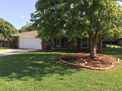 Single Family Home For Sale: 18161 County Road 1545