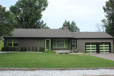 Tulsa Single Family Home For Sale: 3614 S Birmingham Avenue