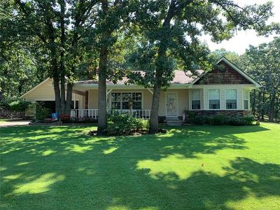 Claremore Single Family Home For Sale: 15511 S 4220 Road