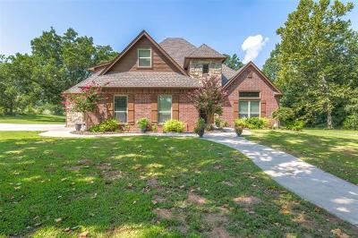 Coweta Single Family Home For Sale: 16082 Hwy 51 B