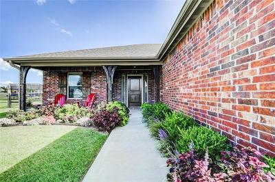 Coweta Single Family Home For Sale: 26772 E 142nd Place S