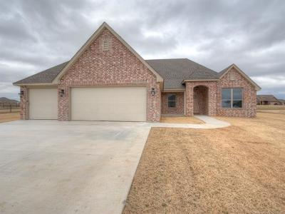 Skiatook Single Family Home For Sale: 12773 N 41st East Avenue