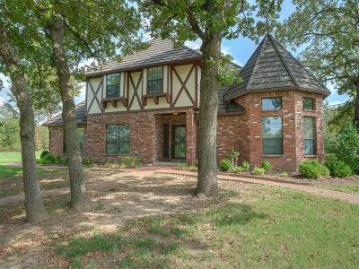 Beggs Single Family Home For Sale: 11392 E 264th Street