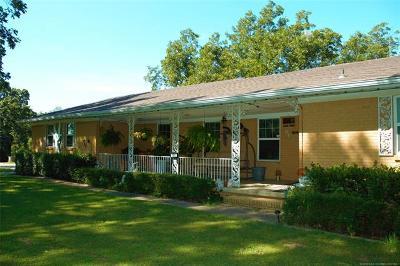 Single Family Home For Sale: 307 S New Bethel Boulevard