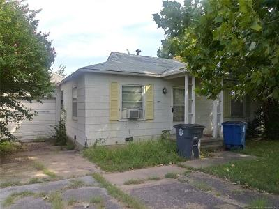 Tulsa Single Family Home For Sale: 4709 E Latimer Street North