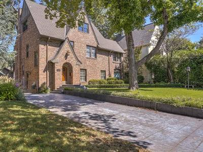 Tulsa Single Family Home For Sale: 1249 E 29th Place