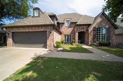 Tulsa Single Family Home For Sale: 9631 S Winston Avenue