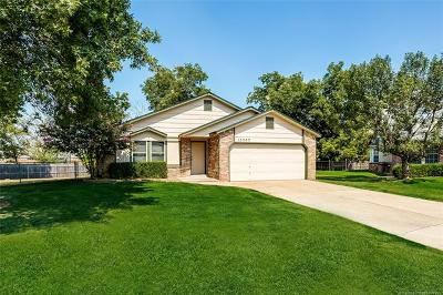 Bixby Single Family Home For Sale: 13303 S 90th East Avenue