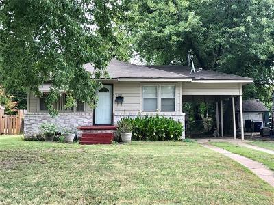 Tulsa Single Family Home For Sale: 1907 S Jamestown Avenue