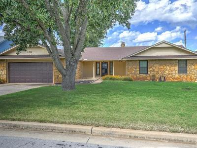 Sand Springs Single Family Home For Sale: 401 W 54th Street