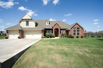 Collinsville Single Family Home For Sale: 6295 E 144th Street North