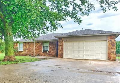 Collinsville Single Family Home For Sale: 11712 N 193rd East Avenue