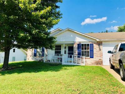 Claremore Single Family Home For Sale: 104 E 11th Street S