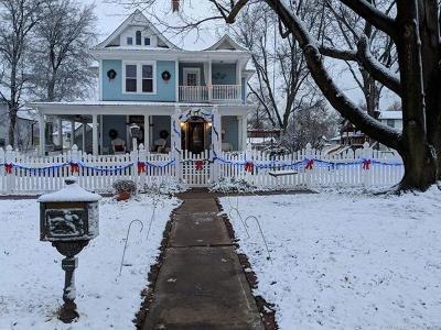Broken Arrow Single Family Home For Sale: 307 E Commercial Street