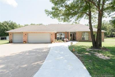 Broken Arrow Single Family Home For Sale: 29606 E 68th Street S