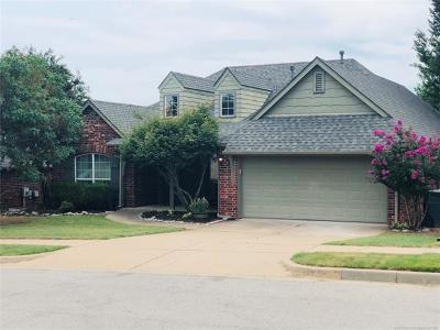 Jenks Single Family Home For Sale: 12523 S Ash Avenue