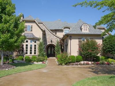 Broken Arrow Single Family Home For Sale: 4321 S Mimosa Avenue