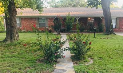 Tulsa Single Family Home For Sale: 12326 E 126th Place S