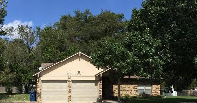 Bixby Single Family Home For Sale: 3613 E 143rd Street